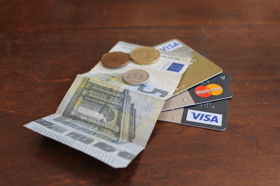 test kreditkarten